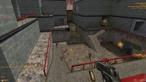 Half-Life & Counter Strike 1.5 Botlu Türkçe Yükle