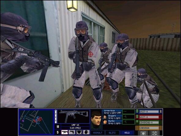 Tom Clancy's Rainbow Six Covert Ops Essentials Download