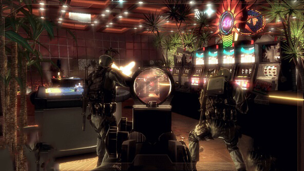 Tom Clancy's Rainbow Six Vegas Yükle