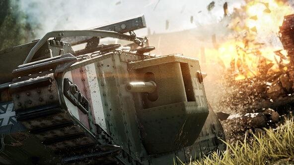 Battlefield 1 Yükle