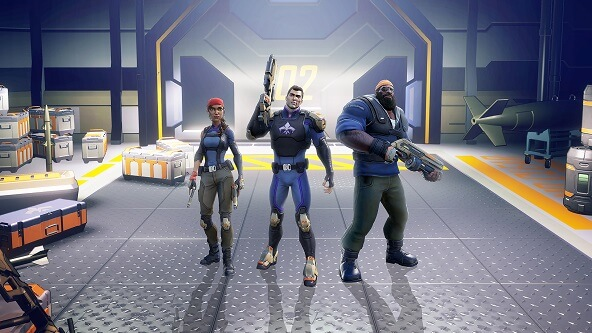 Agents of Mayhem İndir
