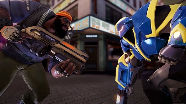 Agents of Mayhem Yükle