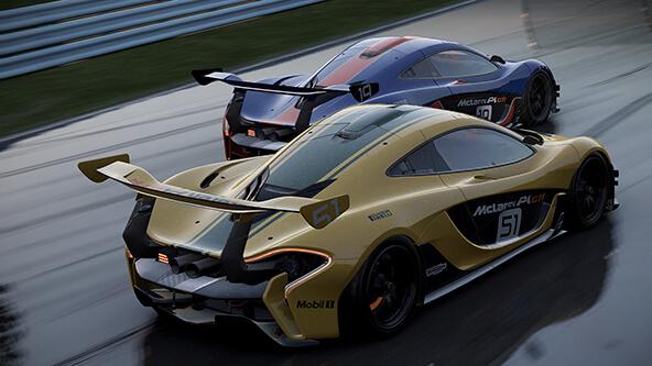 Project Cars 2 Yükle