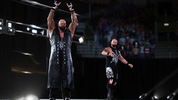 WWE 2K18 İndir