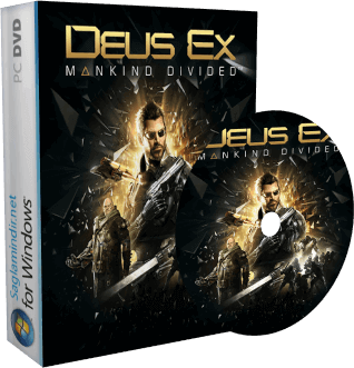 Deus Ex Mankind Divided İndir