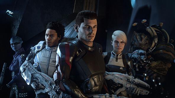 Mass Effect Andromeda İndir
