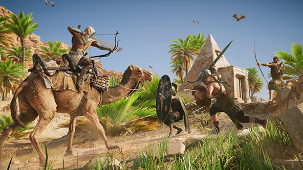 Assassin's Creed: Origins Yükle
