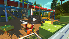 Scrap Mechanic Torrent İndir
