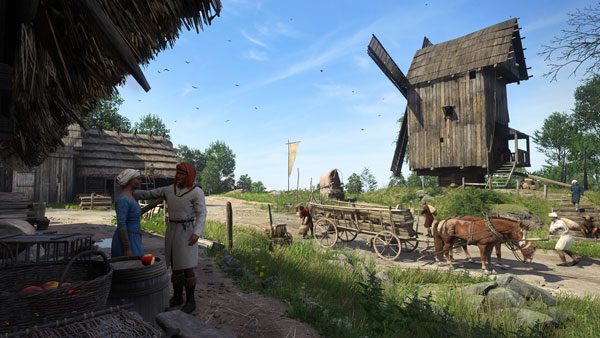 kingdom come deliverance indir