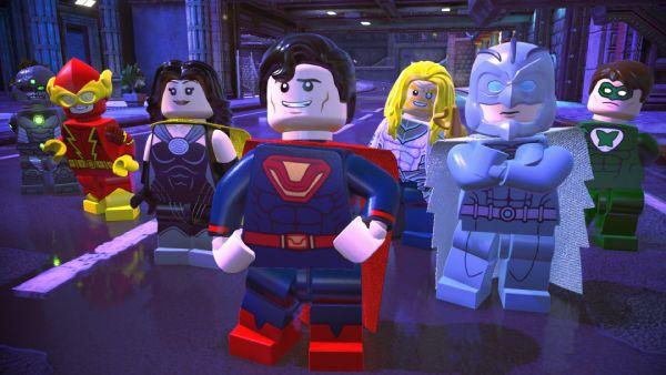 lego dc super villains oyunu indir
