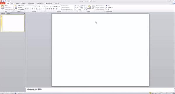 bedava powerpoint slayt yapma programı indir