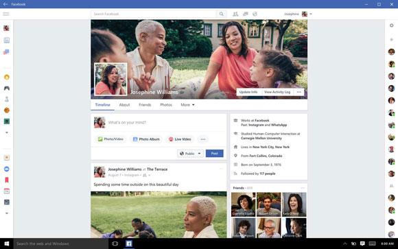 facebook uygulamasi indir