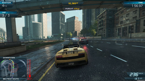 need for speed most wanted 2 oyunu indir