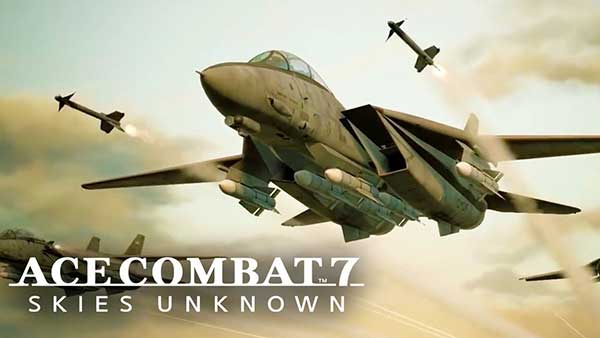 ace combat 7 skies unknown indir