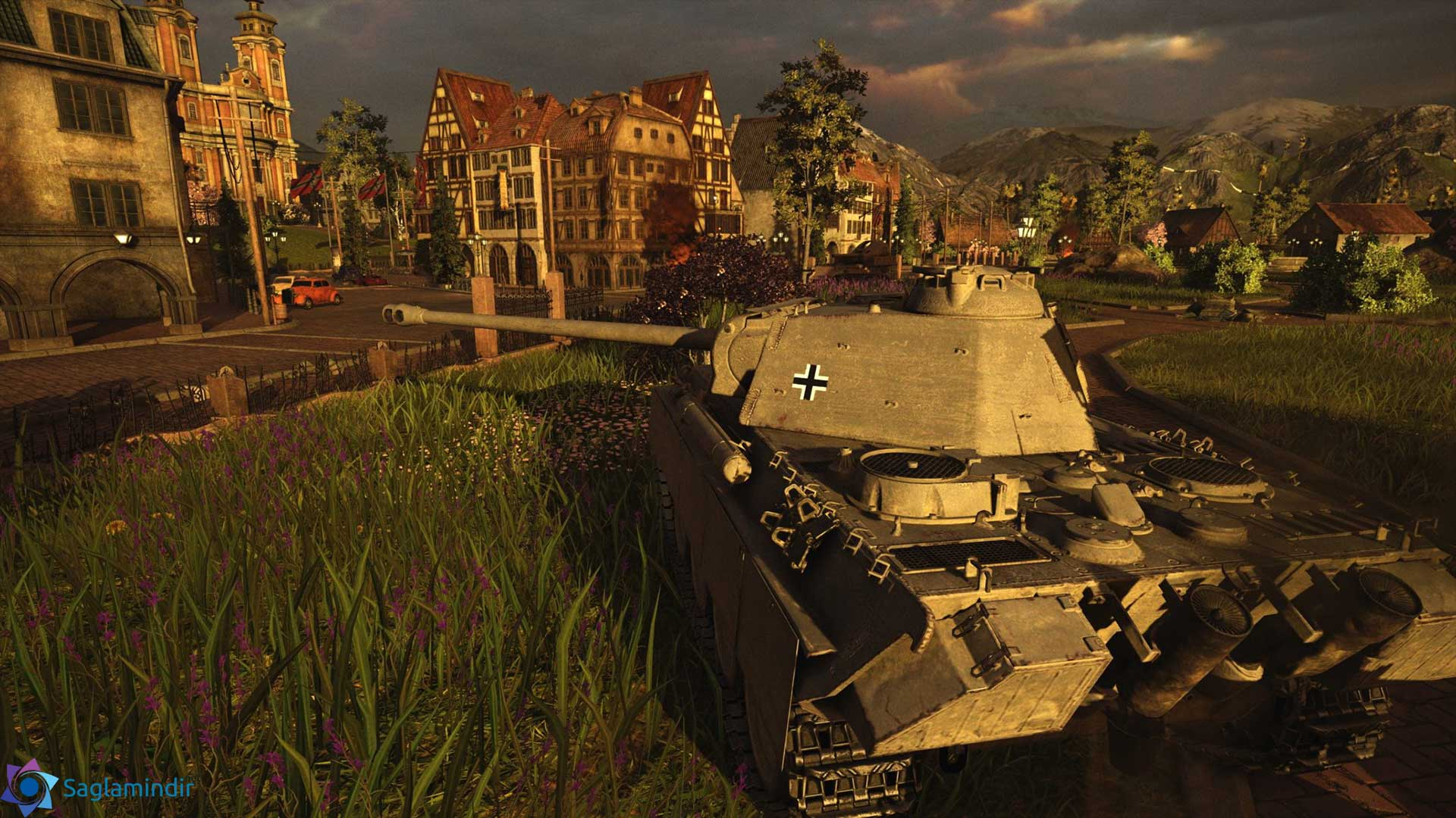 world of tanks full indir
