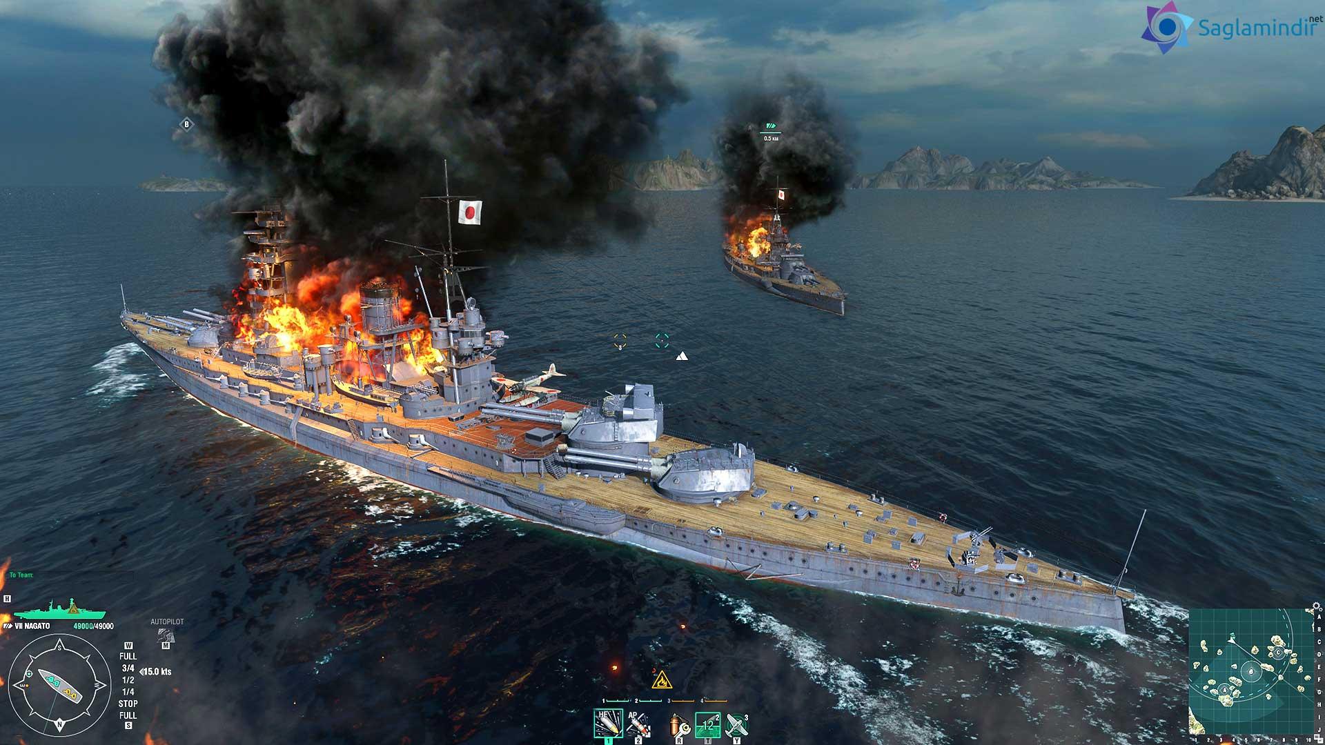 world of warships sağlam indir