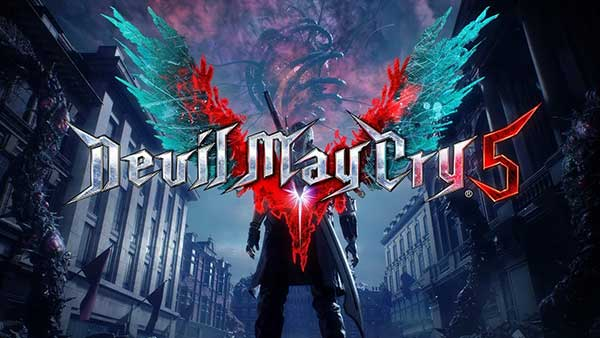 devil may cry 5 indir
