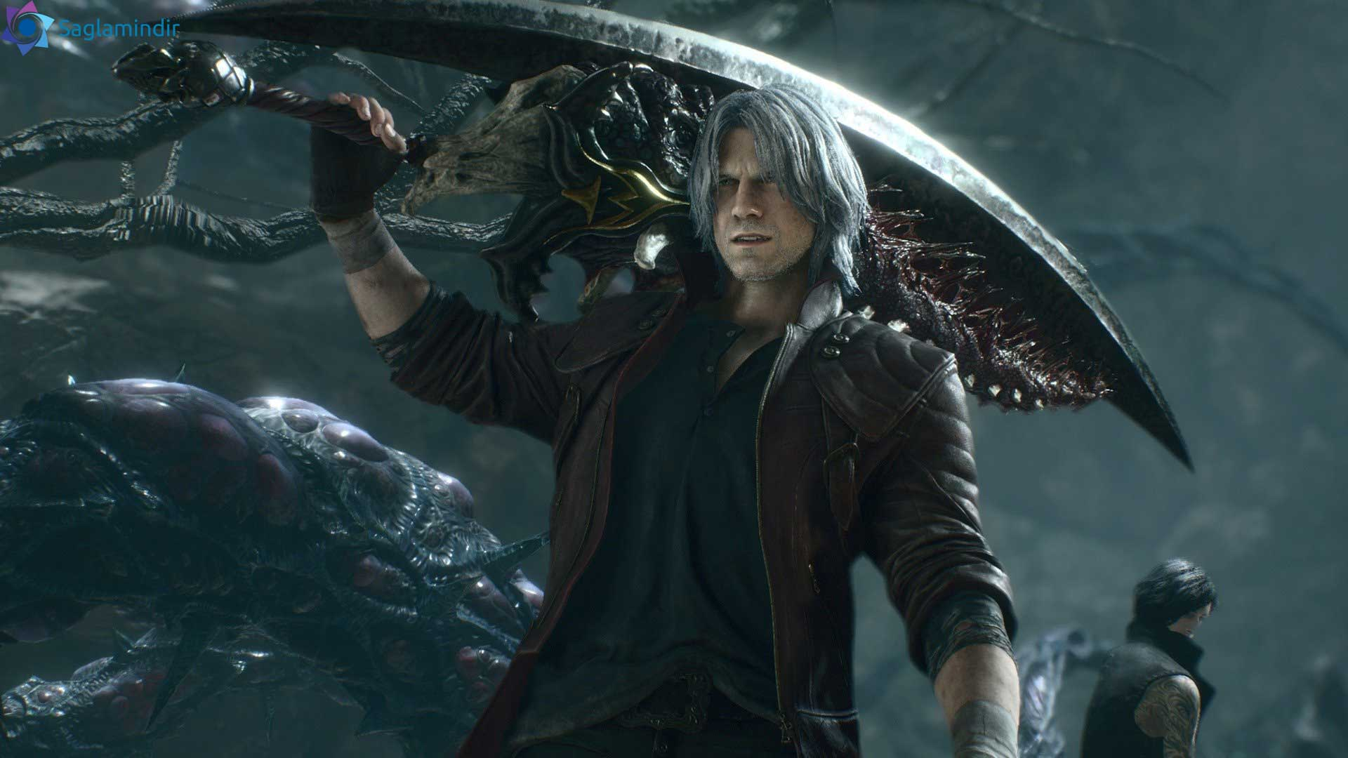 devil may cry 5 sağlamindir