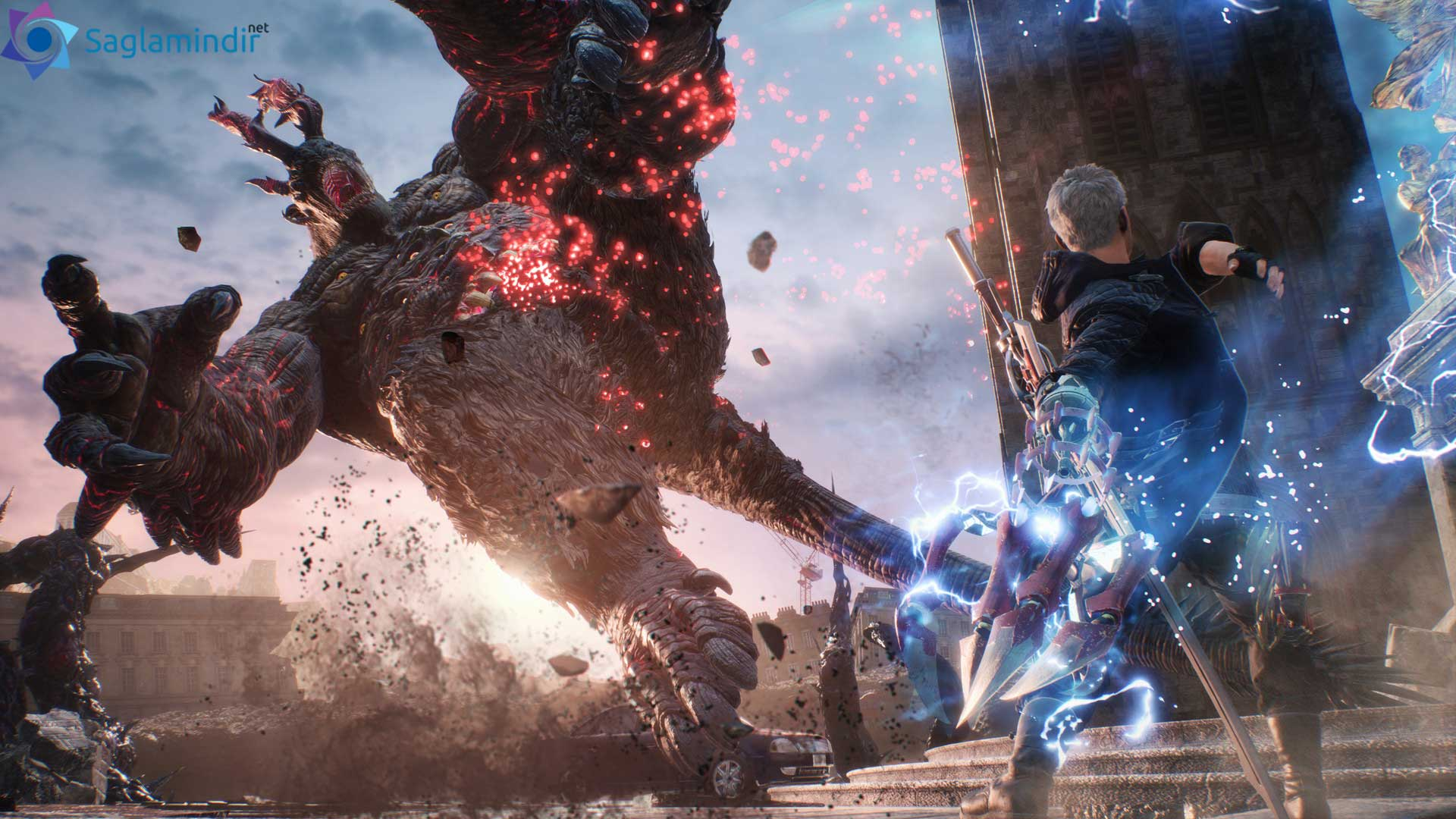 devil may cry 5 torrent indir