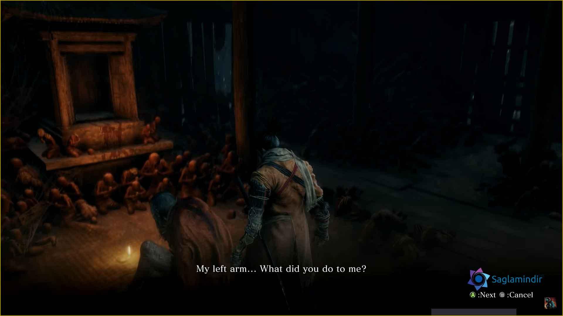 sekiro shadows die twice oyunu ücretsiz indir