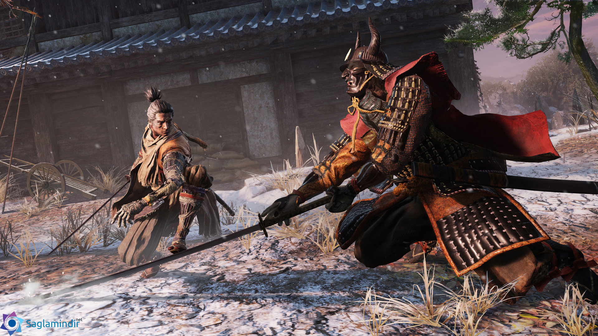 sekiro shadows die twice torrent indir
