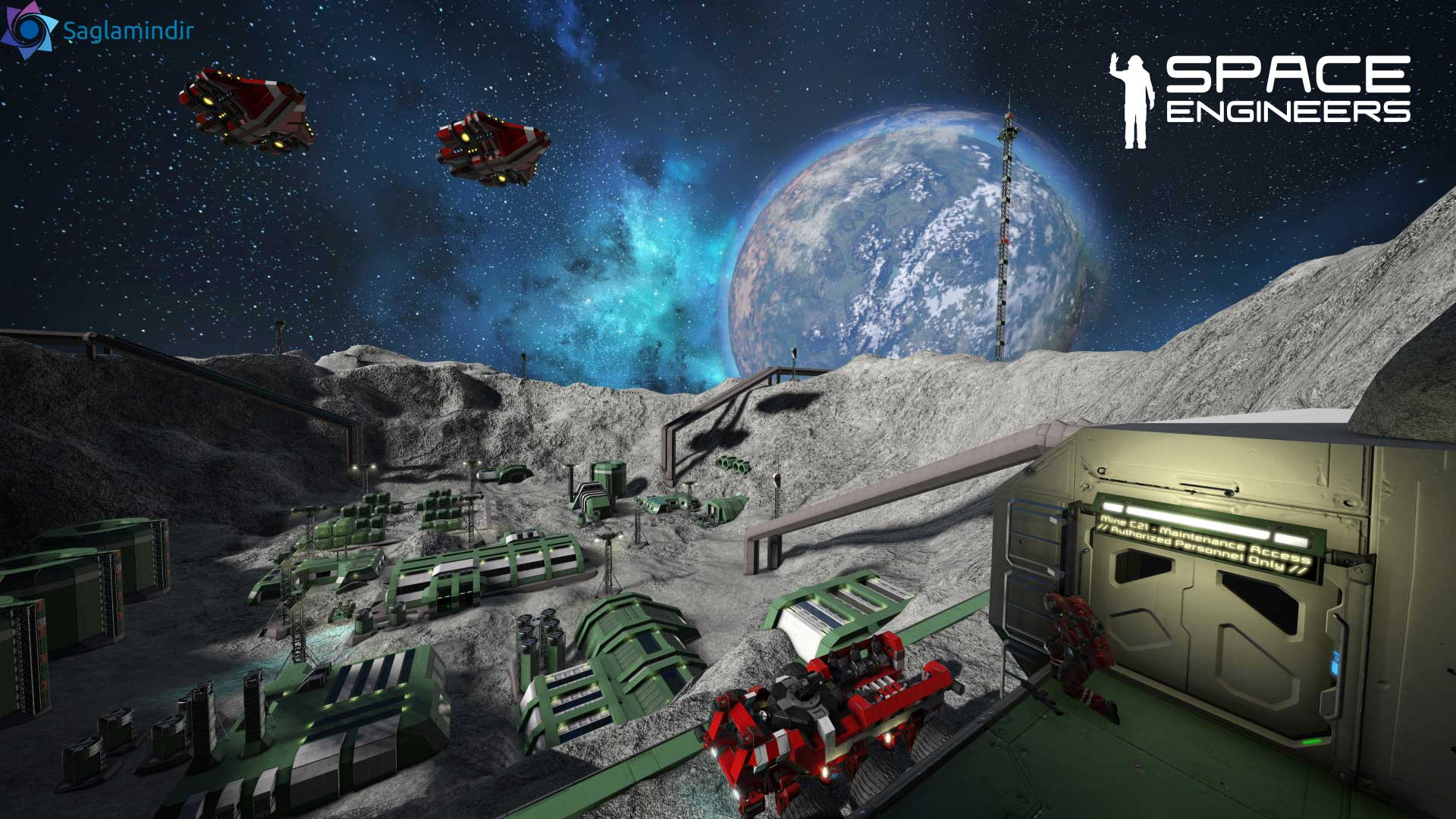 space engineers sağlamindir