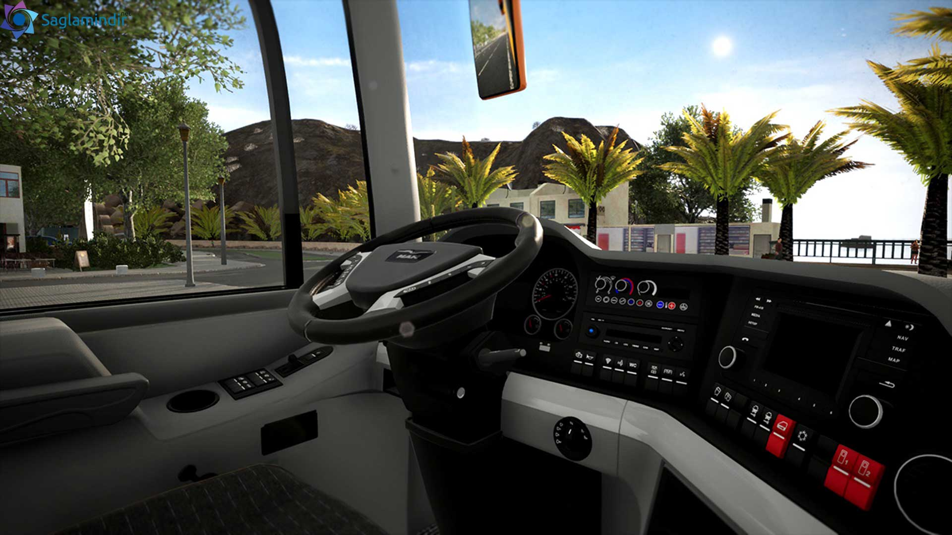 tourist bus simulator full indir