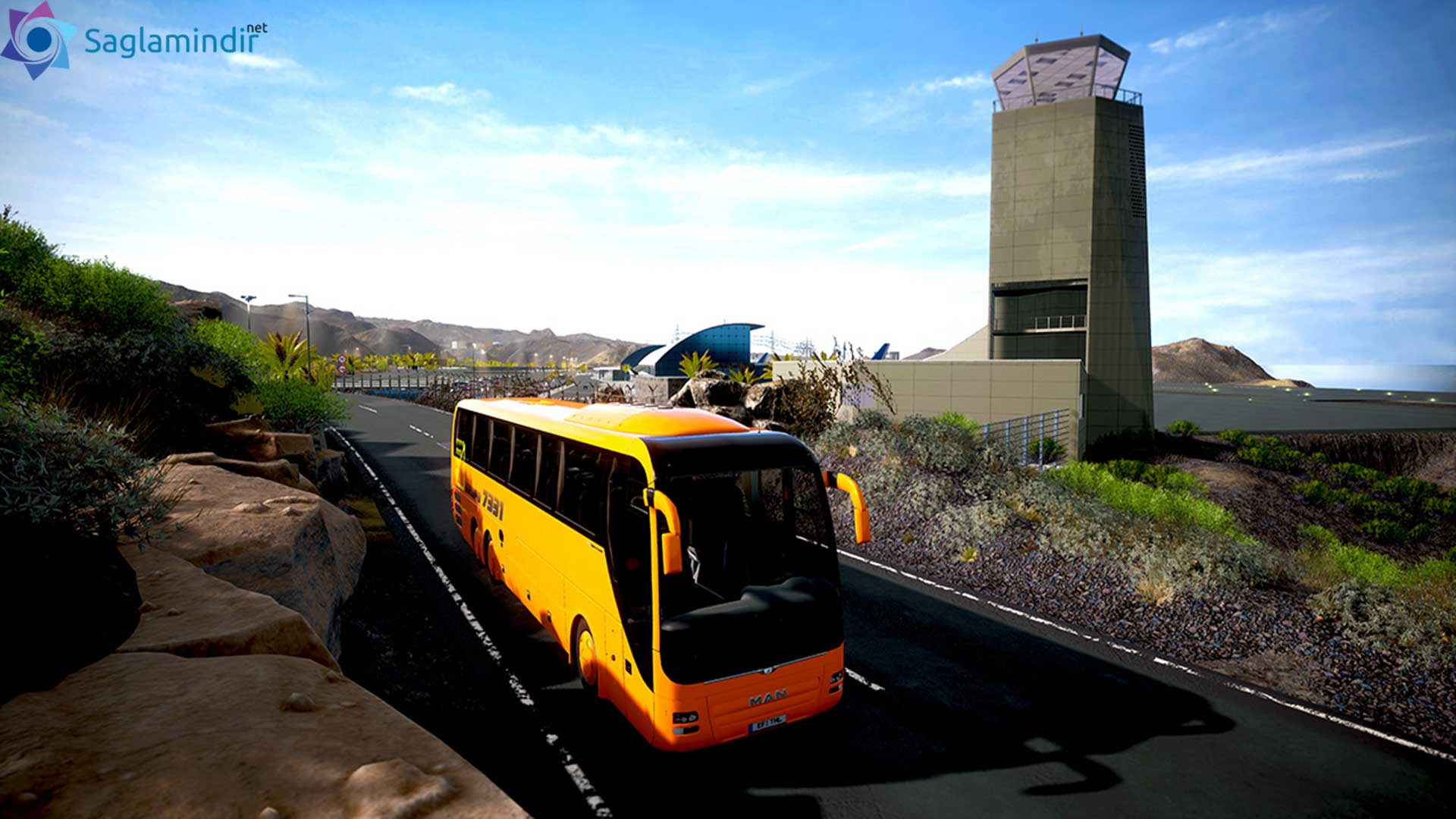 tourist bus simulator torrent indir