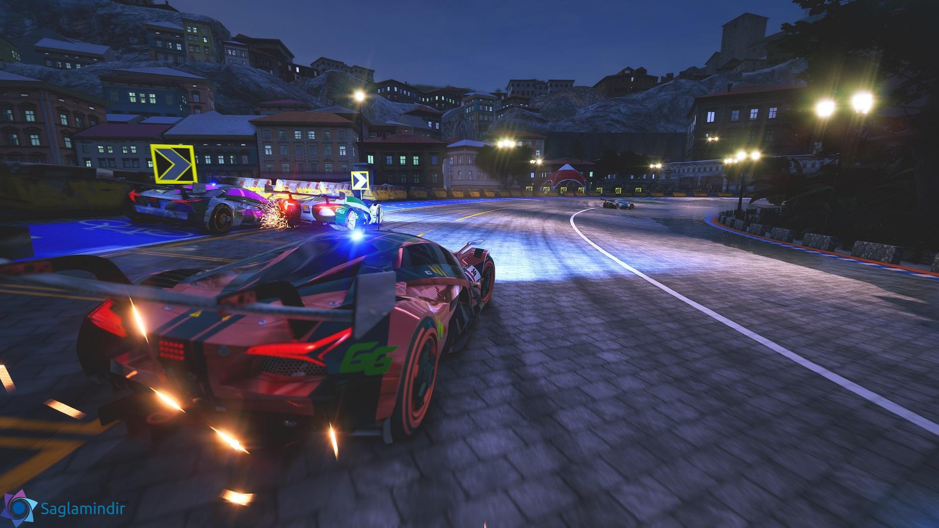 xenon racer oyunu indir