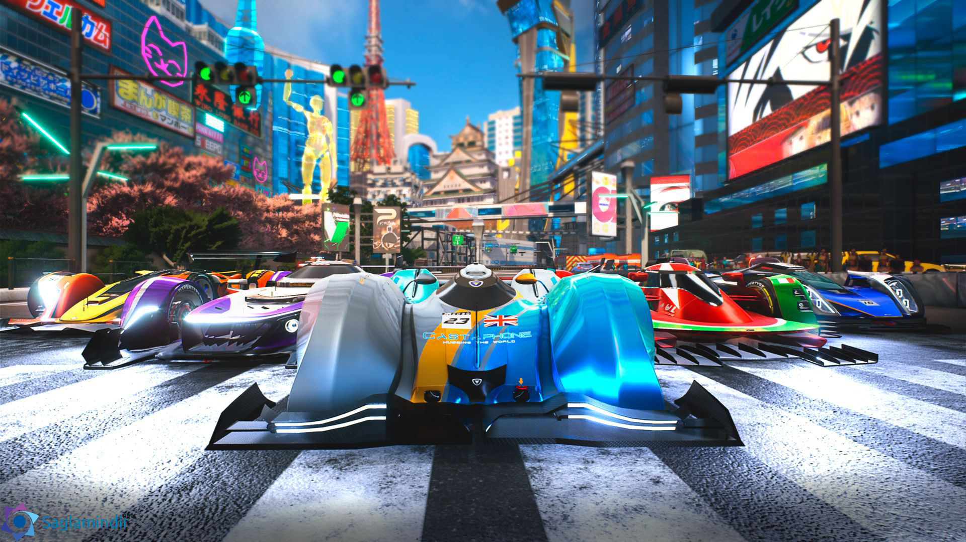 xenon racer torrent indir