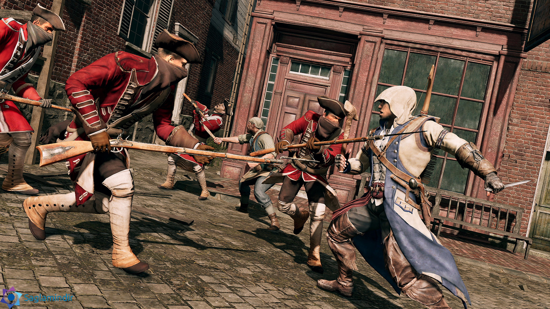 assassin's creed 3 remastered full indir