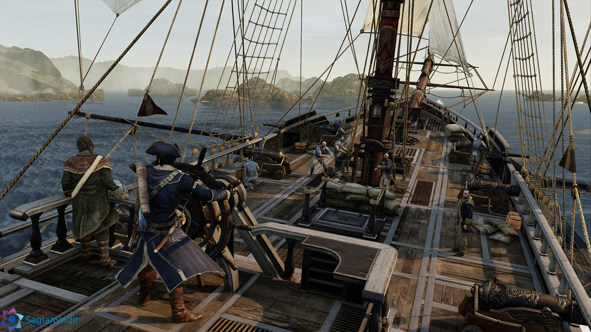 assassin's creed 3 remastered saglamindir