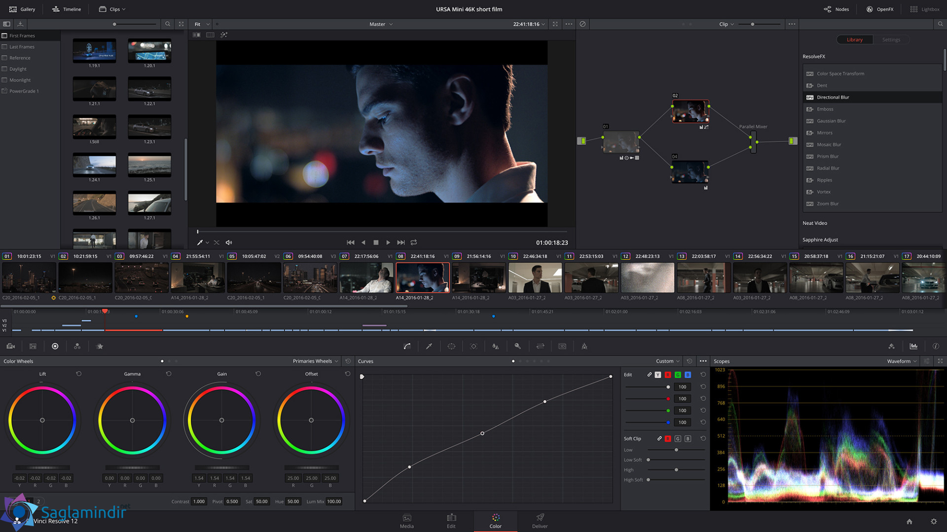 davinci resolve full indir