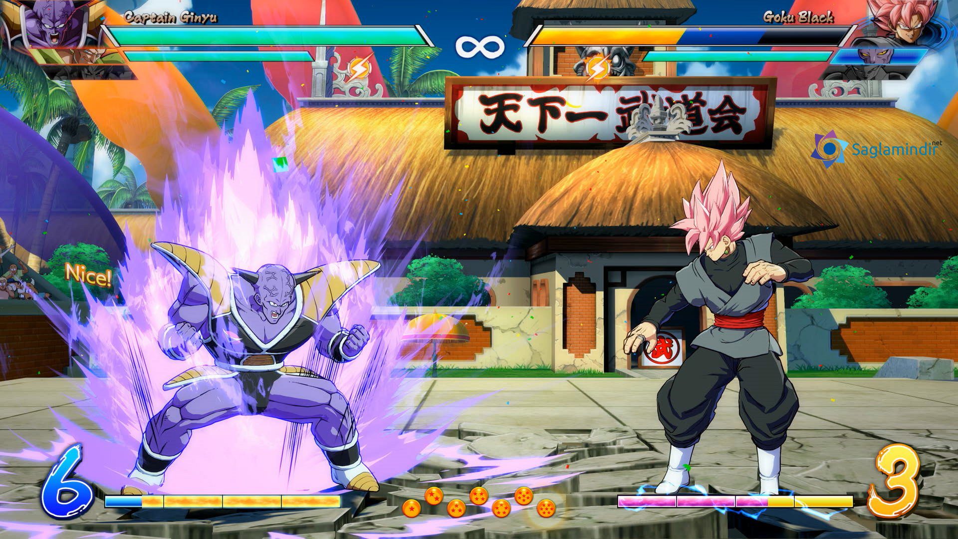 dragon ball fighterz full indir