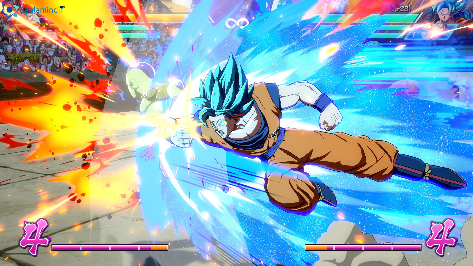 dragon ball fighterz torrent indir
