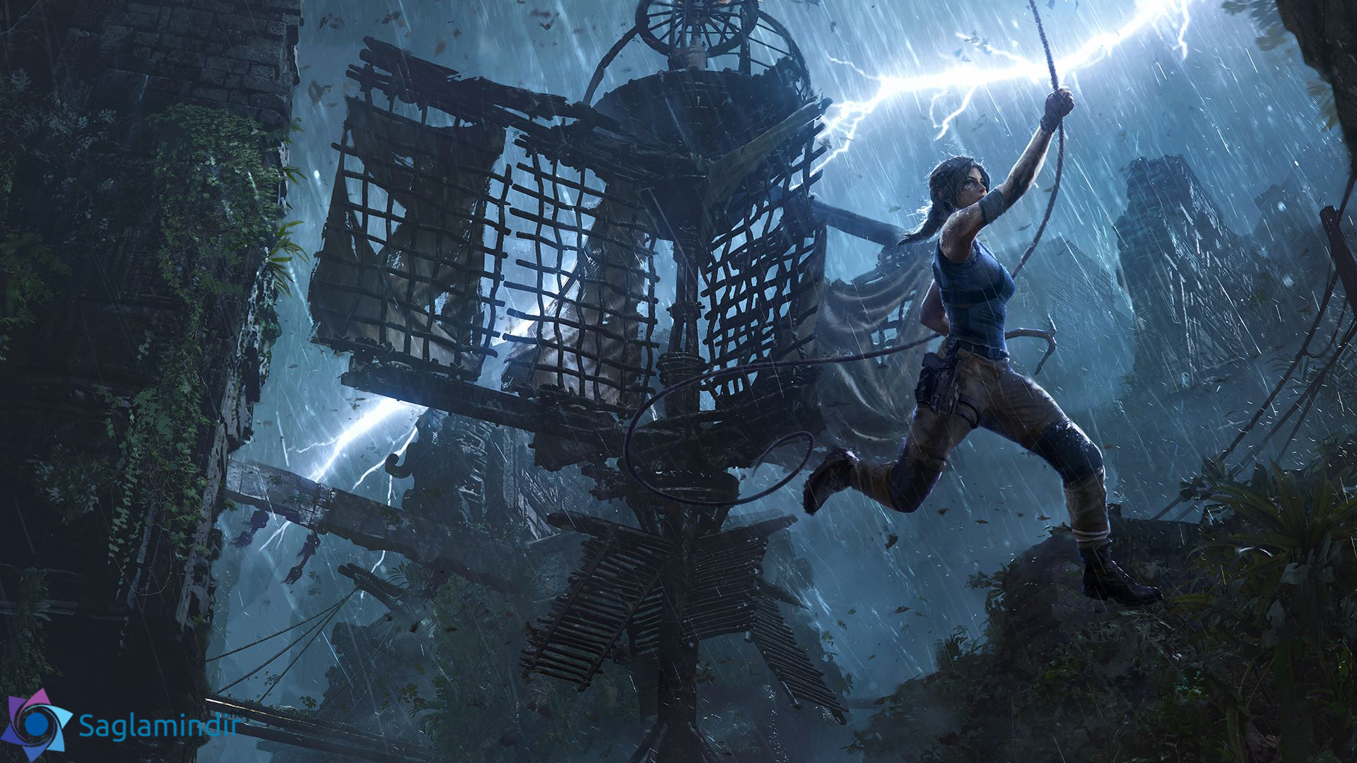 shadow of the tomb raider full indir