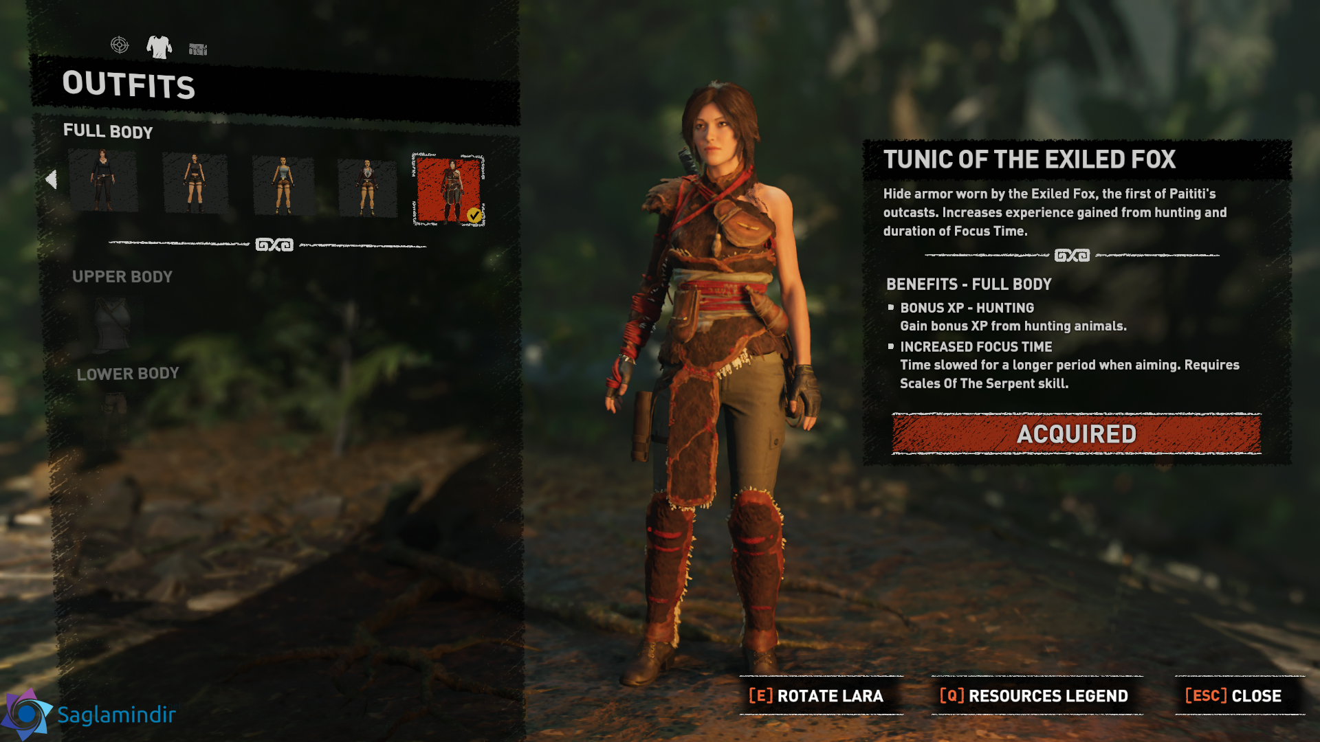 shadow of the tomb raider torrent indir