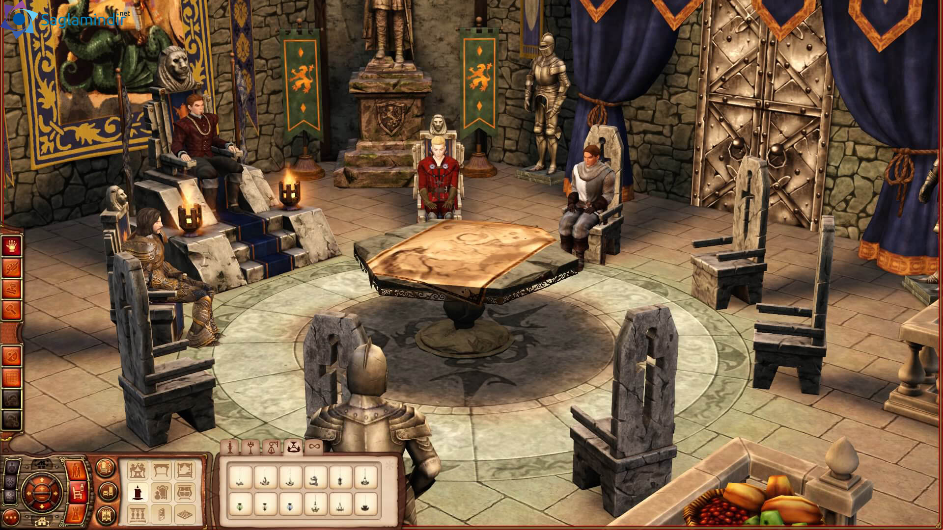 the sims medieval full indir