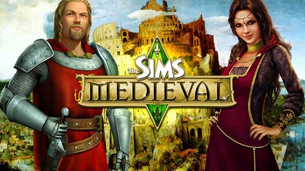 the sims medieval indir