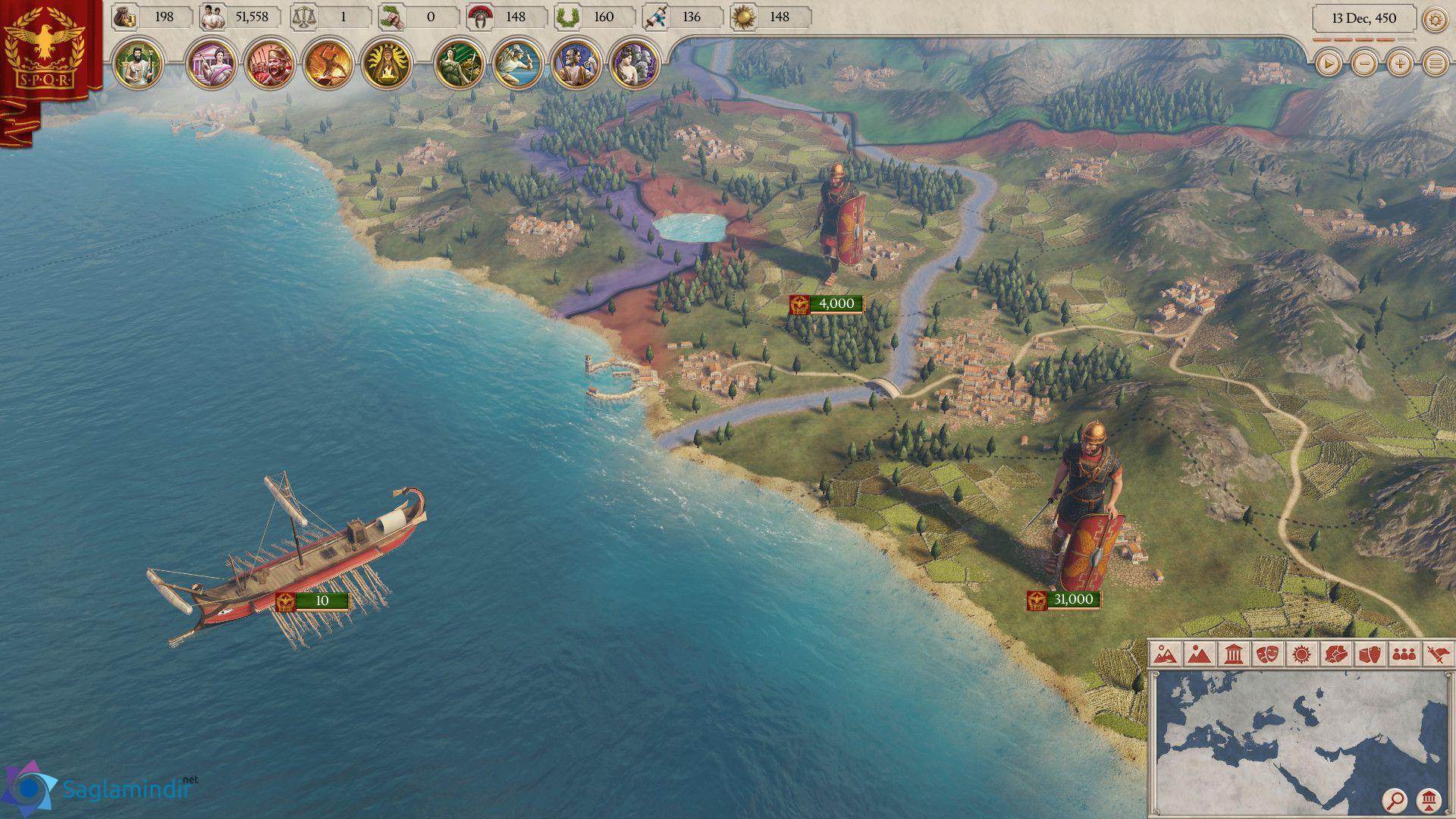 imperator rome full indir