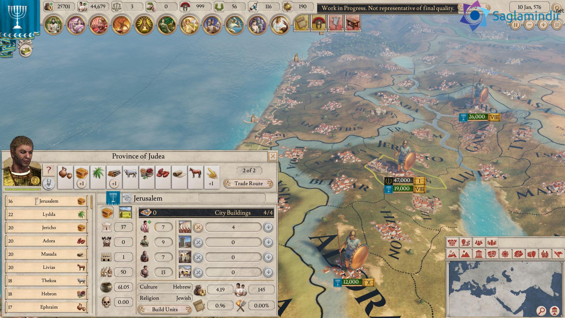 imperator rome saglamindir