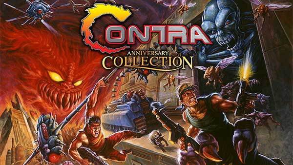contra anniversary collection indir