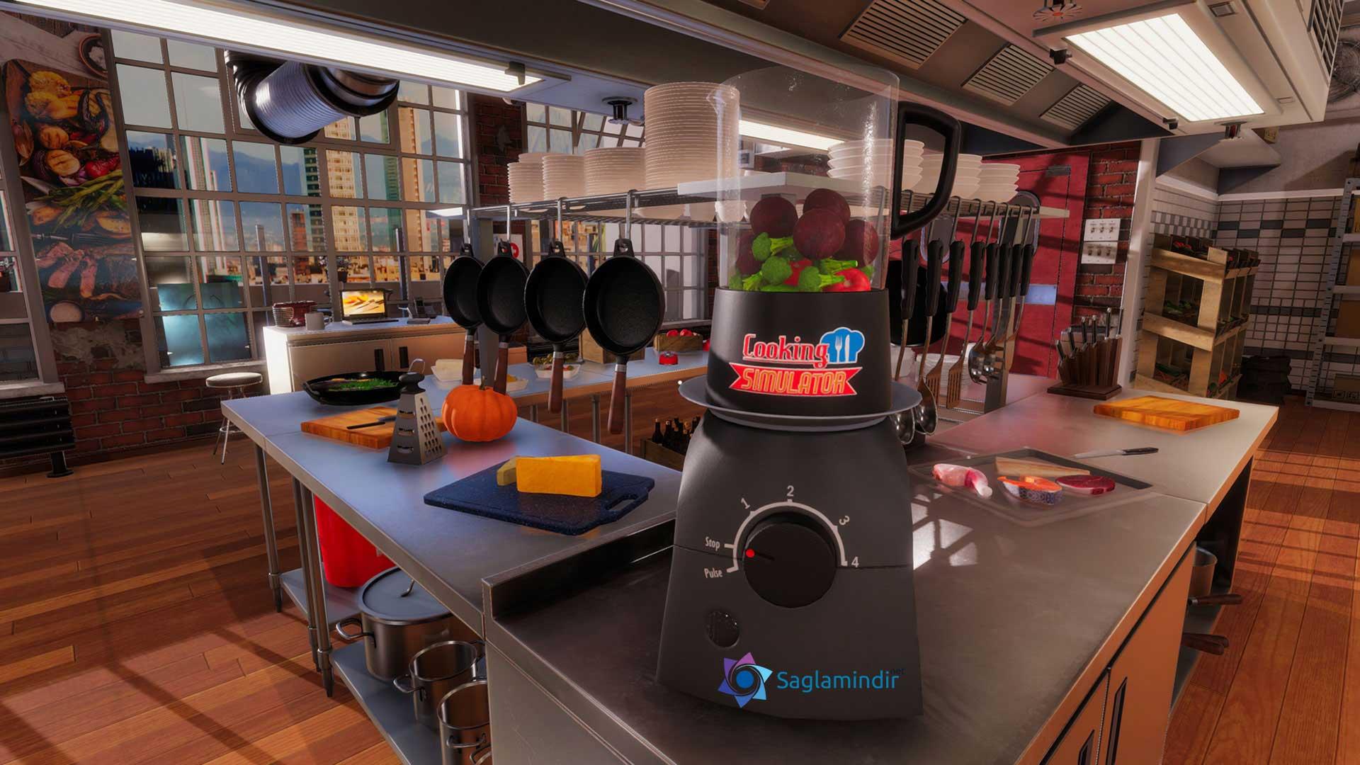 cooking simulator torrent indir