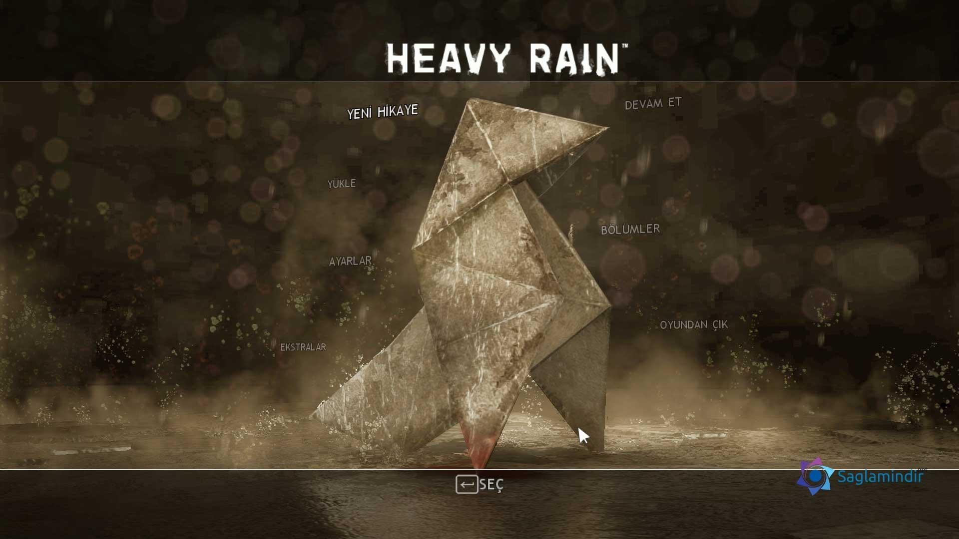 heavy rain saglamindir