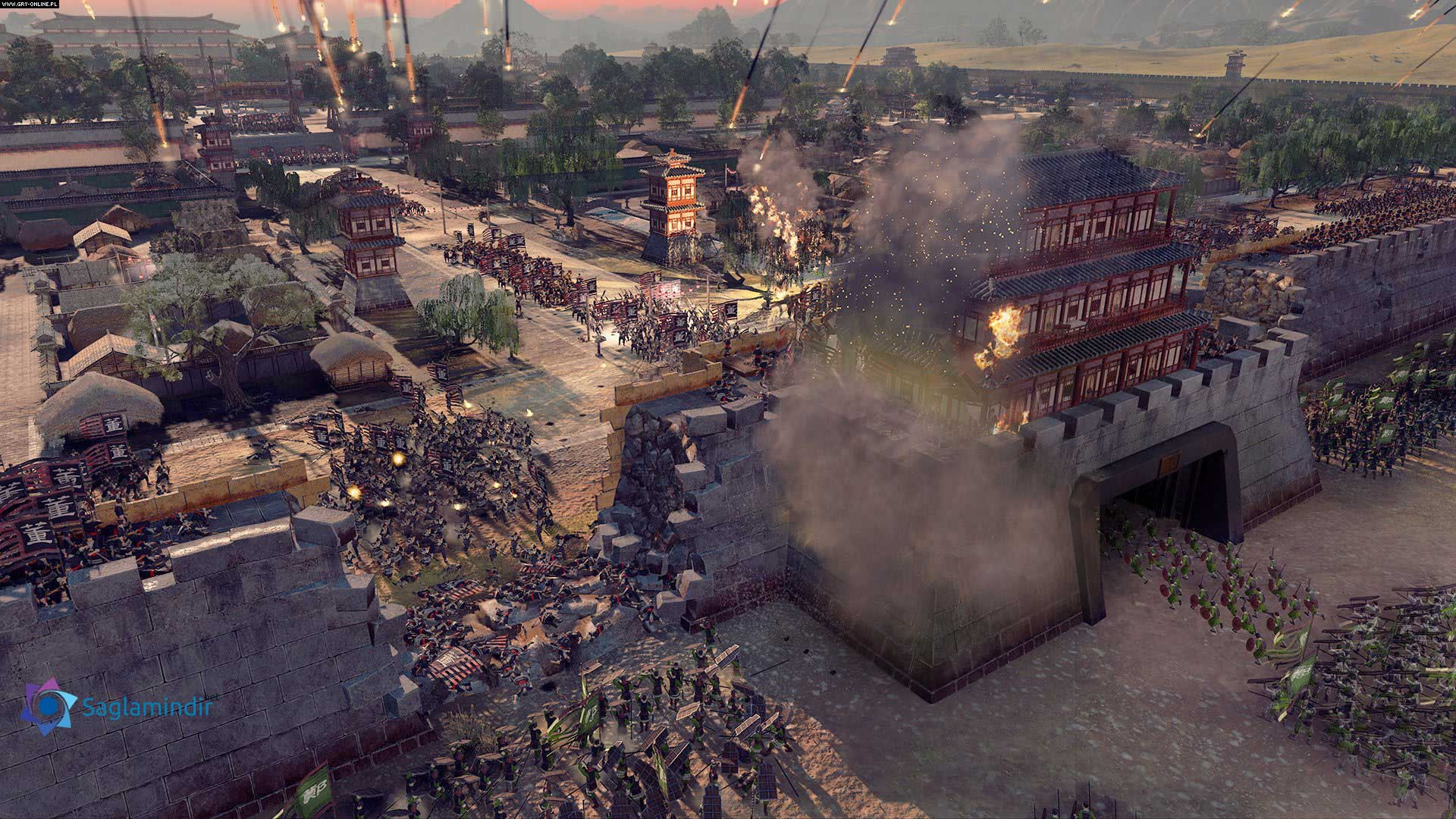 total war three kingdoms saglamindir