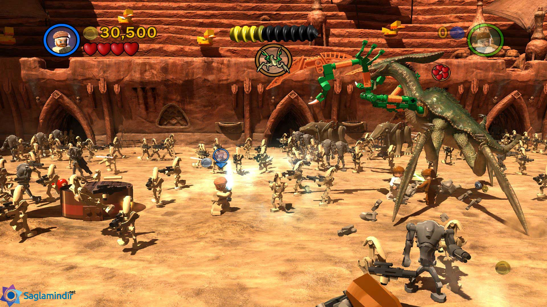 LEGO Star Wars 3 The Clone Wars full indir