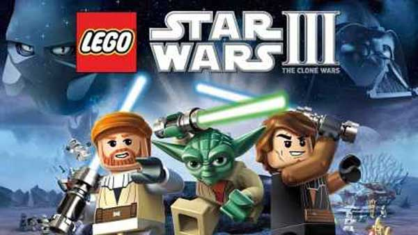 LEGO Star Wars 3 The Clone Wars indir