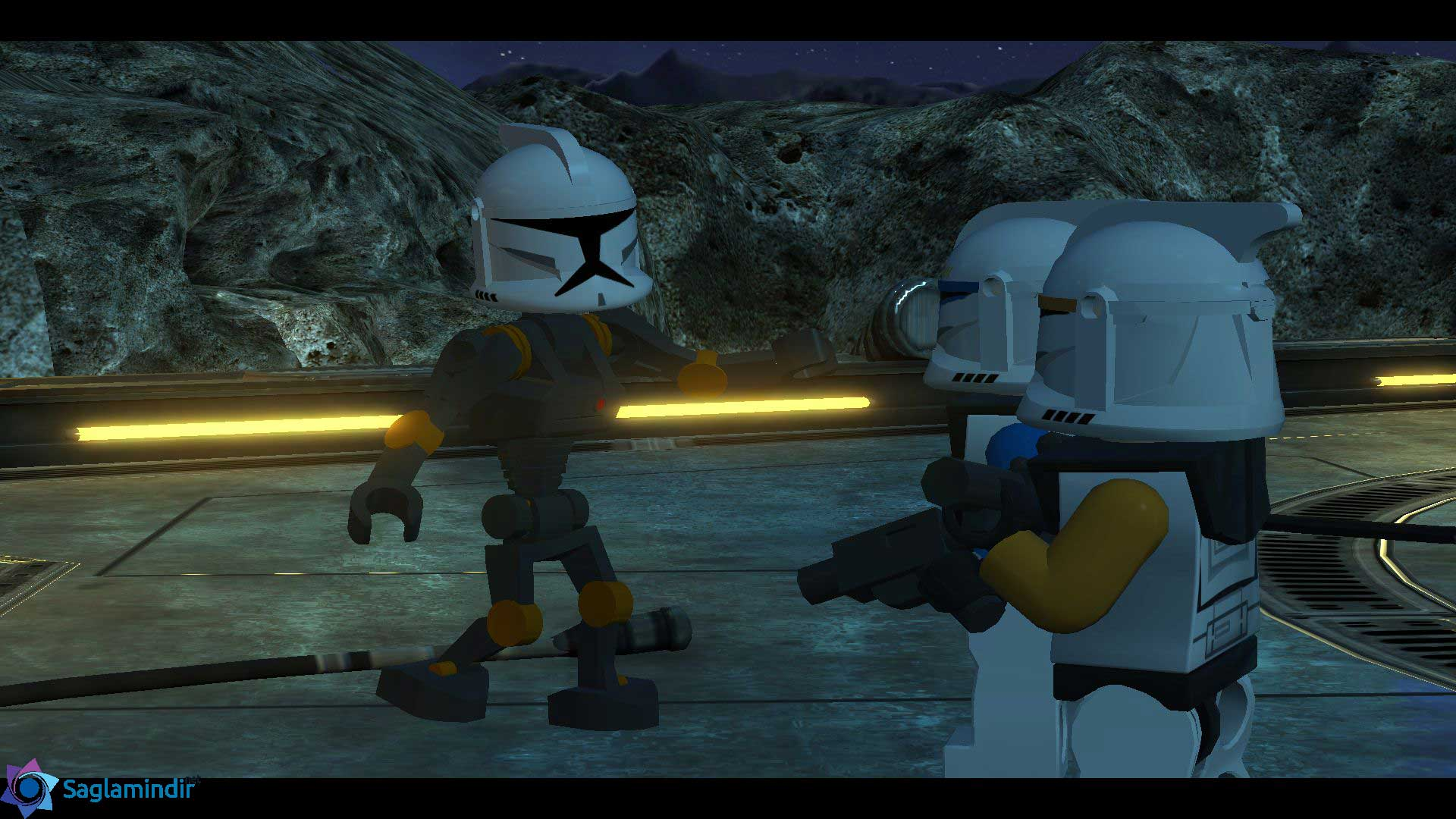 LEGO Star Wars 3 The Clone Wars saglamindir