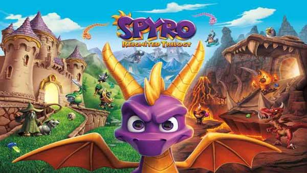 Spyro Reignited Trilogy İndir