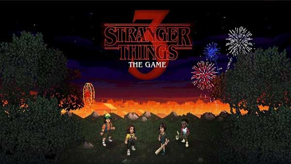 Stranger Things 3 The Game indir